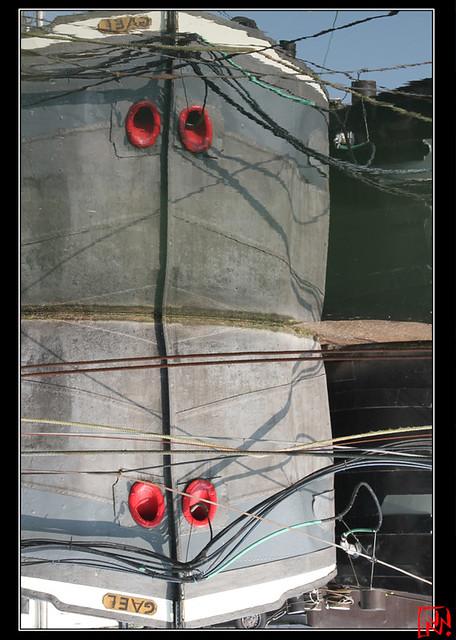 Reflets d'un dimanche sur la Seine