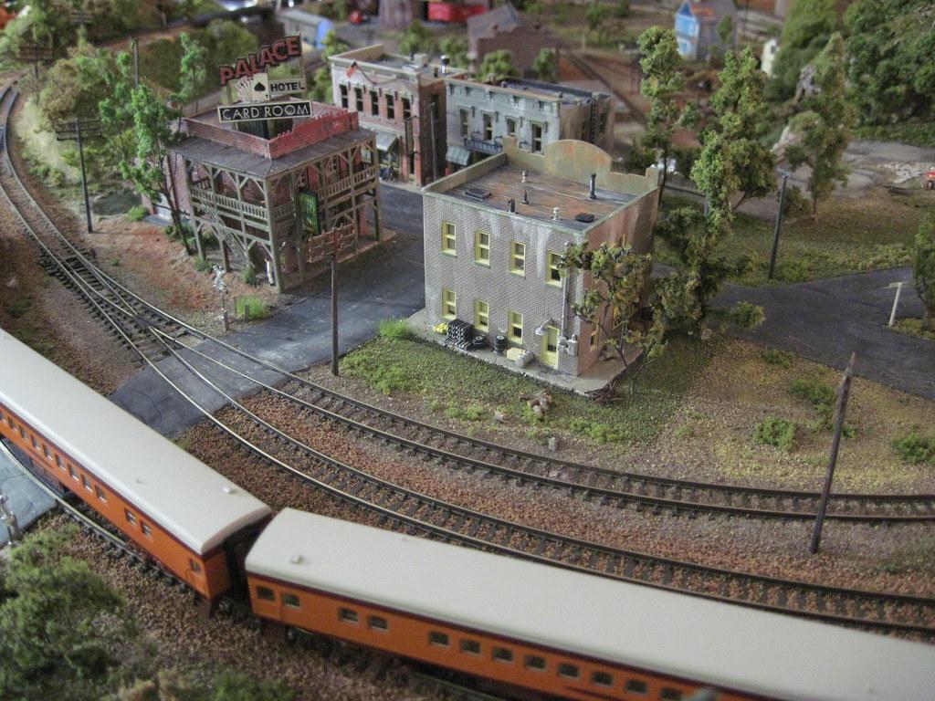 Nscale Model Train Layouts   Joe Rasch   Flickr