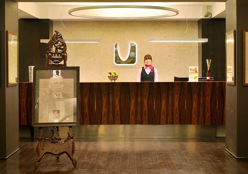 Reception - Kreutzwald Hotel Tallinn   by Unique Hotels Group
