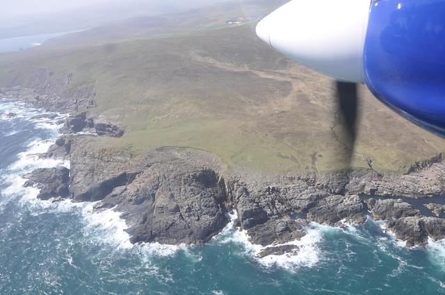Shetland below
