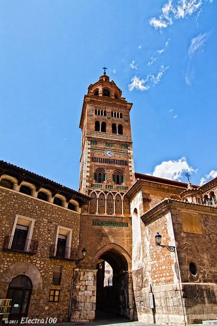 Torre de la Catedral de Santa María.