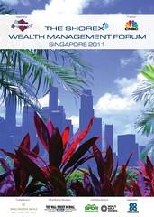 The Shorex Wealth Management Forum Singapore 2011 - Cover