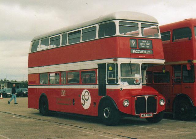 RML 880, WLT 880, AEC Routemaster (4) (t.2004)
