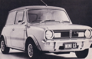 1978 Leyland Mini LS Limited Edition