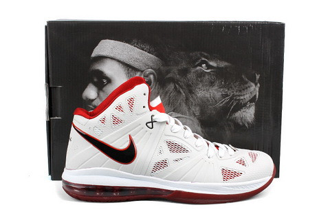 detailed look 21f92 26ed6 ... Nike Air Max LeBron VIII 8 PS Home   by joyi2011
