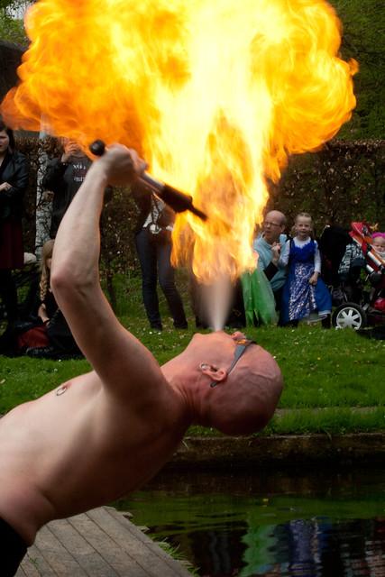 Elf Fantasy Fair 2011 Edition Haarzuilens, Onno van Gulik FireInStyle