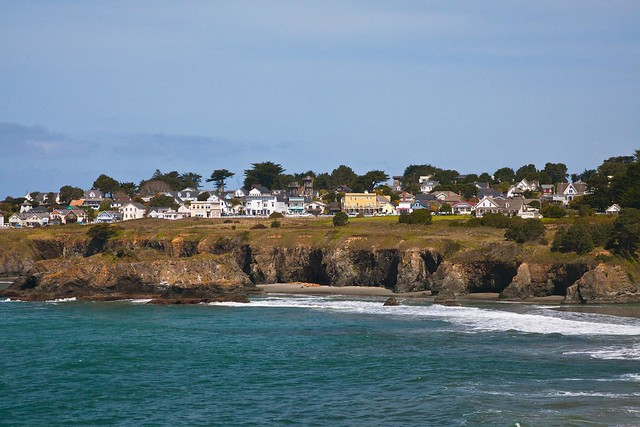 Historic Village of Mendocino