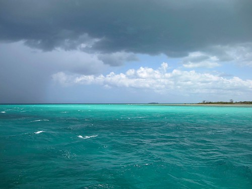 Stormy Seas Approaching