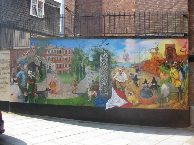 Exeter: City Mural