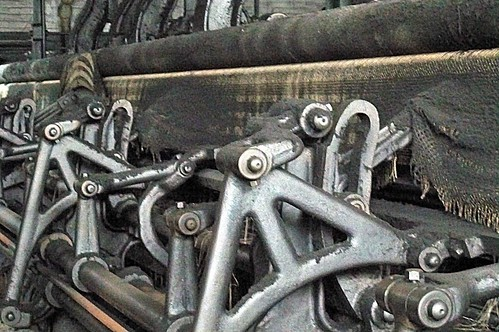Abandoned Pennsylvania: The Loom Room, Scranton Lace | by Cheri Sundra: Guerrilla Historian