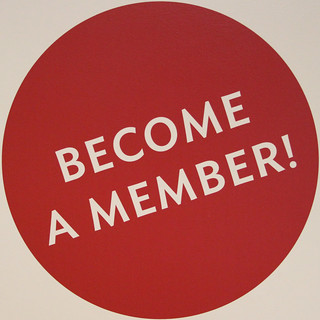 BECOME A MEMBER! | by Leo Reynolds