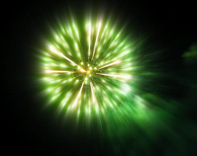 Green Big Bang
