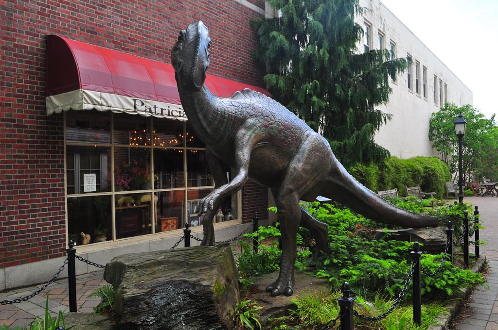 Hadrosaurus Foulkii