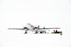 ANTARCTIC DC-3