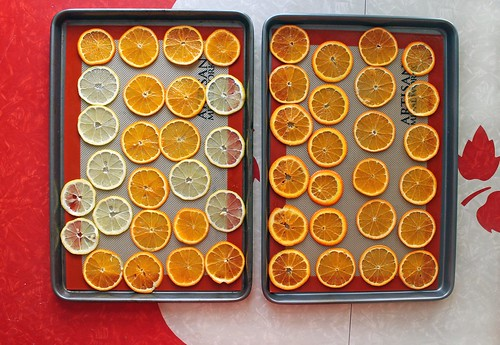 Dried Orange Slices for Tea | by femmefraiche