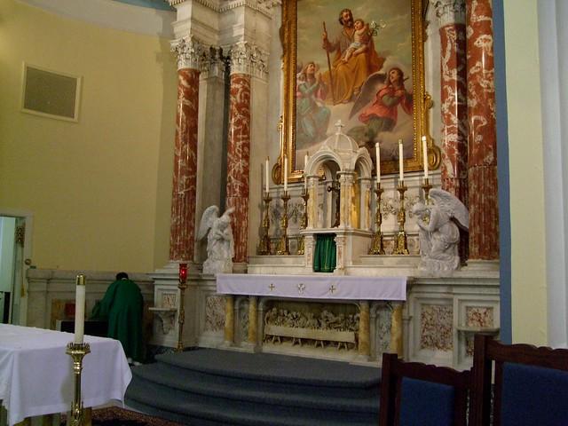 St. Joseph Catholic Church, Morganza, MD