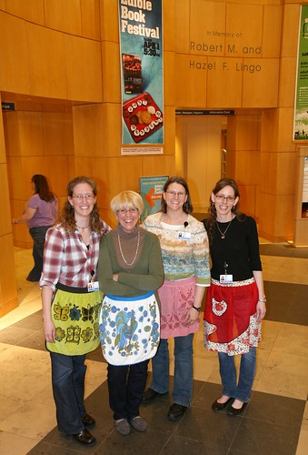 Edible Book Festival / Organizers & Support Staff | by Topeka & Shawnee County Public Library