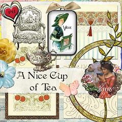 juno A Nice Cup of Tea