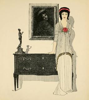 Les Robes de Paul Poiret, 1908.