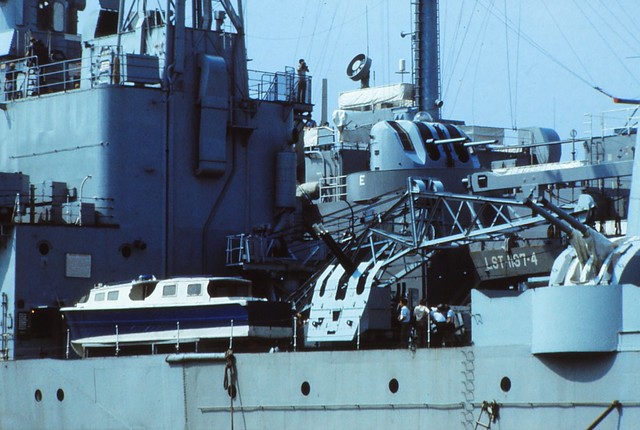 HMS Belfast, London 1982