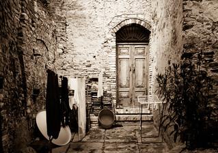 A Closed Door | by XeLflick