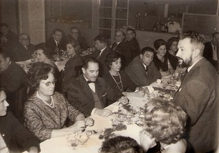 Homenatge a Enric Farreny. Fonda Agramunt. Lleida 1963. GV