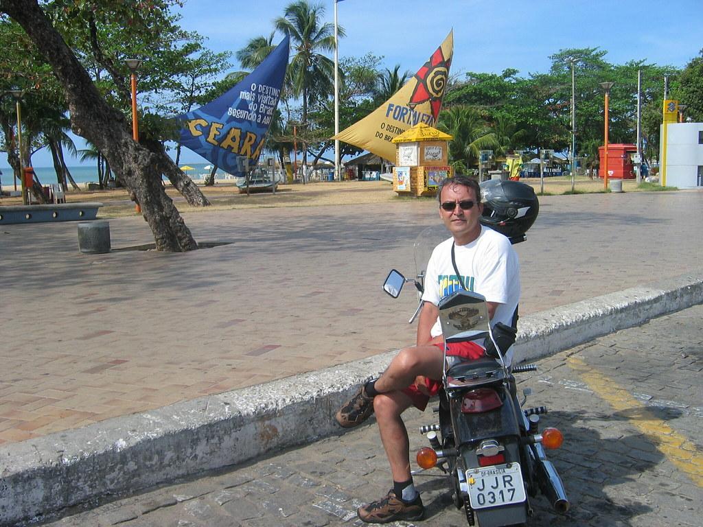 Praia do Meireles - Fortaleza (CE)