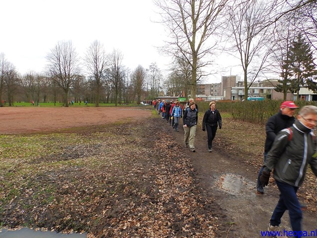 15-02-2014 Woerden 26 Km (57)