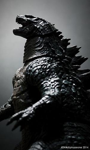 Godzilla 2014 (NECA)