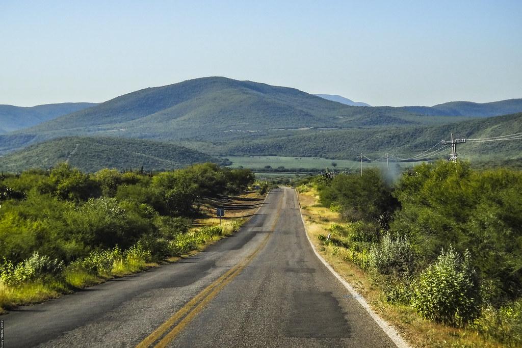 Carretera Xilitla a San Ciro de Acosta - Querétaro México 121006 211408 7238