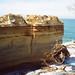 Shipwreck Coast – skála jako břitva, The Razorback, foto: Mirka Baštová