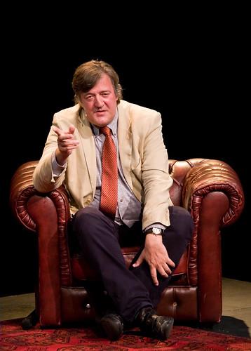 BorderKitchen - Stephen Fry   by Haags Uitburo