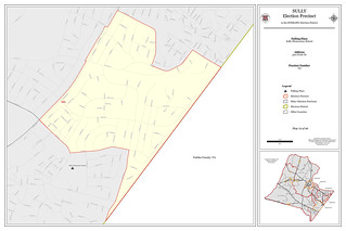 Precinct 701 - Sully | by Office of Mapping, County of Loudoun