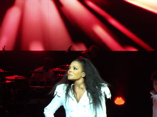 18 - Janet Jackson - Royal Albert Hall  2-7-2011 | by -MaDMAn-