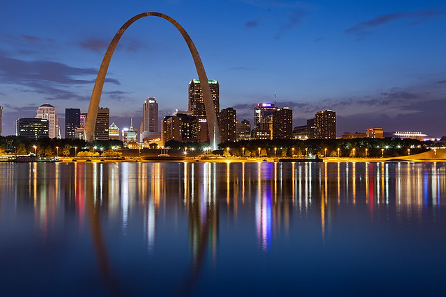 St. Louis Reflection