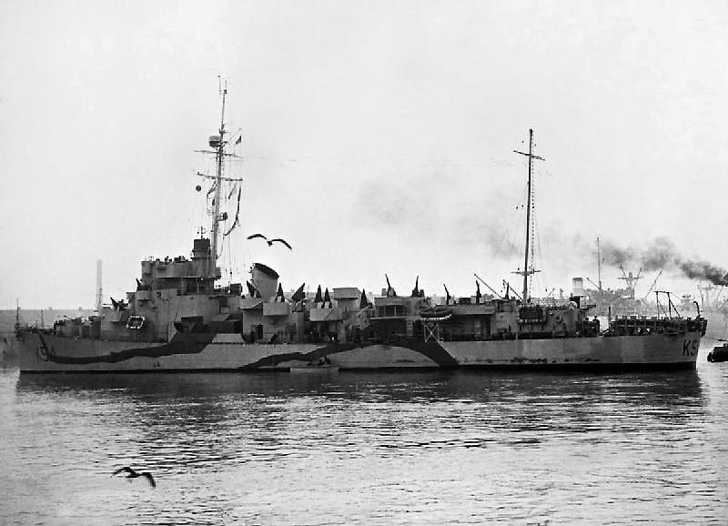 HMS劳福德