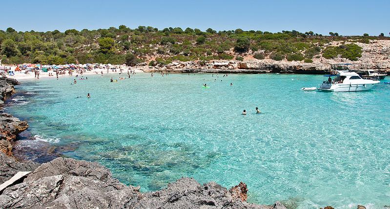 Cala Varques...una playa admirable!