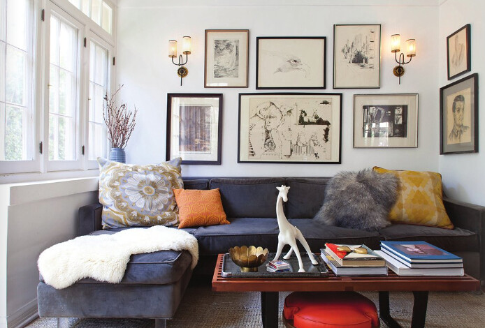 House of Honey {eclectic mid-century vintage modern living ...
