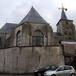 Kerk Goddelijke Zaligmaker, Hakendover