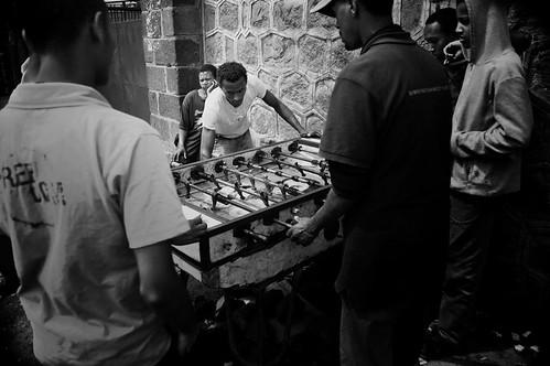 Game On, Addis, Ethiopia