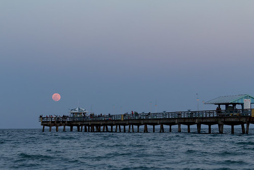Supermoon Rising | by daspader