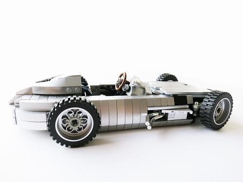 Mercedes W196 (1955 spec)