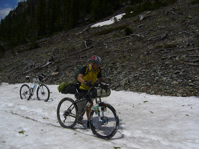 Fred on the Tour Divide