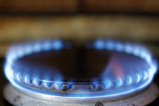 Gas stove flame | by Ervins Strauhmanis