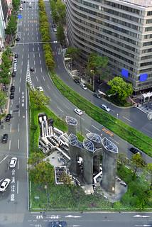 Umeda Ventilation Tower