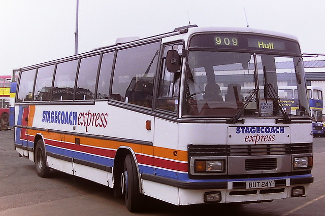 STAGECOACH KHCT 42 BUT24Y