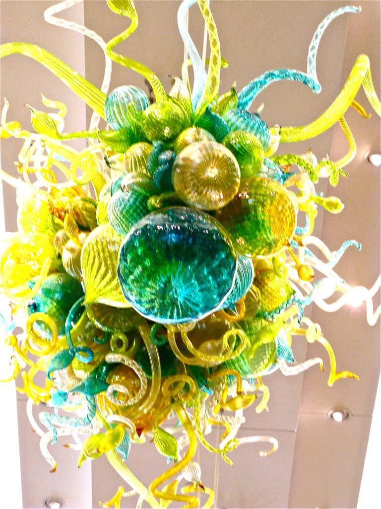 GLASS SCULPTURE HANGING AT THE MAYO CLINIC ROCHESTER MN FLICKR