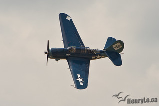Curtiss SB2C Helldiver | by Henry_Lo
