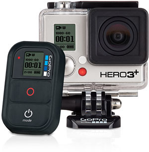 GoPro Hero 3 + black Ed | by iamthedoll