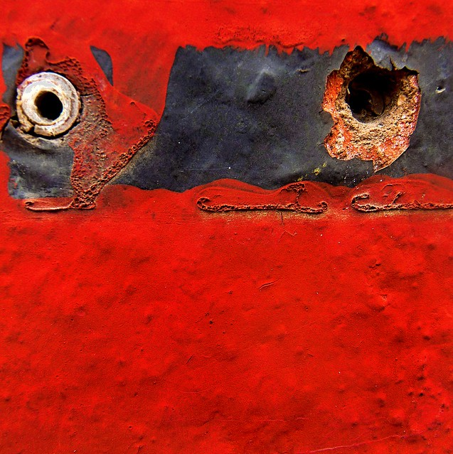 sma wall detail #113 / channeling anger
